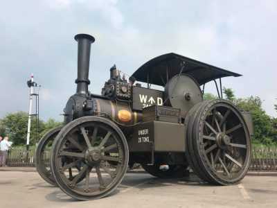 Gigantic - McLaren Traction Engine